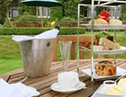 Afternoon Tea at South Lodge, Sussex