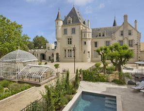 Château Les Carrasses, Quarante