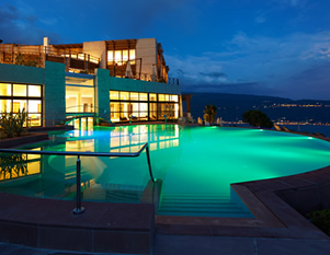 Lefay Resort, Lake Garda