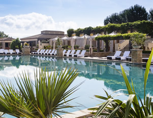 Terre Blanche Hotel, Provence