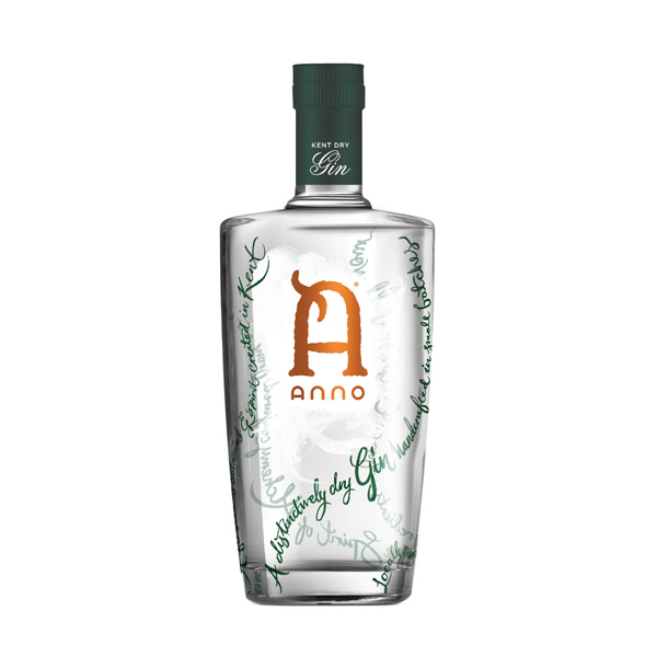 This flagship multi-award winning gin incorporates luscious local botanicals synonymous with the idyllic Kent Countryside