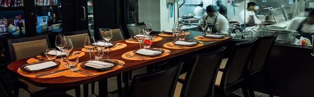 Benares Restaurant Review