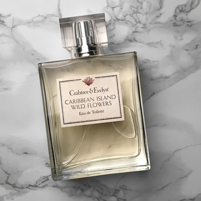 Crabtree & Evelyn, Caribbean Island Wild Flowers