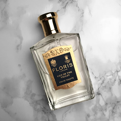 Floris, Lily Of The Valley Eau De Toilette