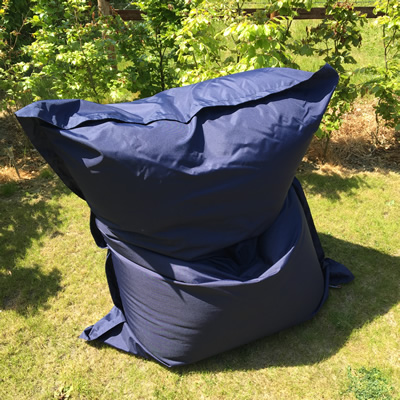 Great Bean Bags, Outdoor Oxford Cushion Bean Bag
