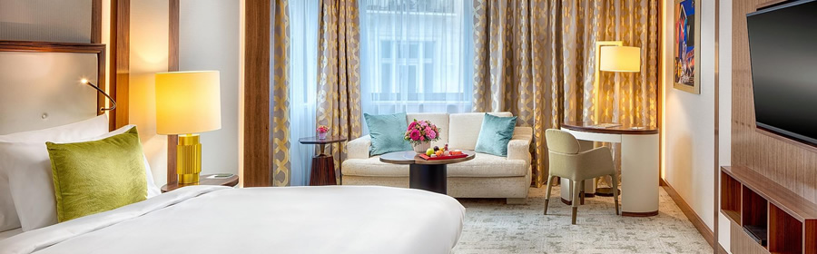 Kempinski Hotel Corvinus Review