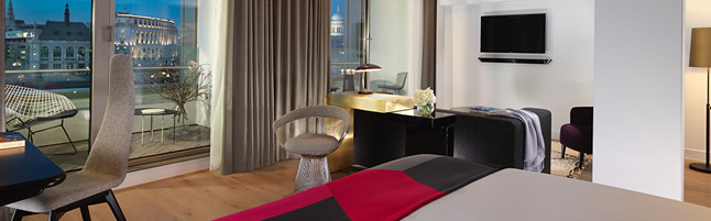 Mondrian London Review