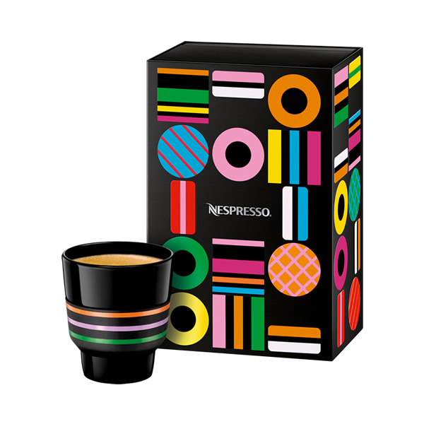 Add a splash of colour to your coffee collection with Craig&Karl's limited edition Touch Espresso Cups for the festive season.