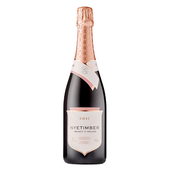 The perfect christmas gift for any wine connoisseur, Nyetimber Rosé NV is wonderfully British and tastes divine.