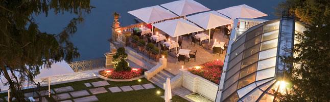 Ristorante L\'Orangerie Reviews; Lake Como, Italy