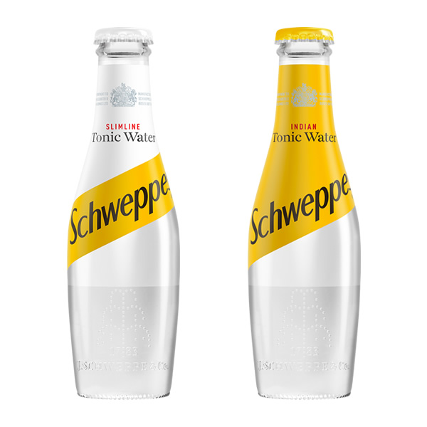 Schweppes has unveiled a refined new look and iconic bottle design, inspired by champagne – delivering a superior taste and pouring experience for cocktail-lovers across the UK this Christmas