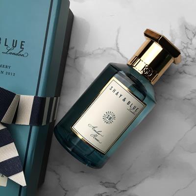 Shay & Blue, Amber Rose Fragrance