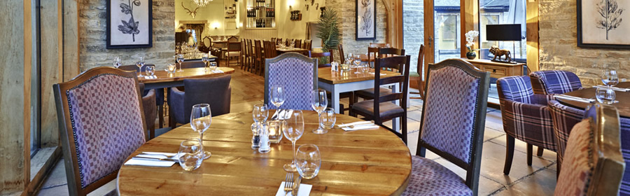 Dining at The Lion at Wendlebury Review
