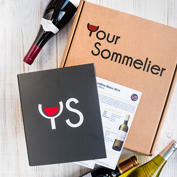 So what's the perfect gift for a wine lover? French Wine of course! With Your Sommelier's wine subscription gift.