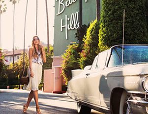 Beverly Hills Hotel, Los Angeles