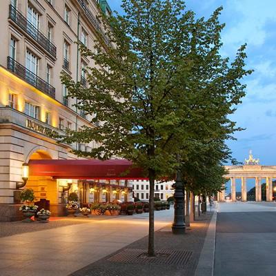 Adlon Hotel, Berlin