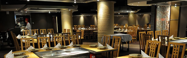 Benihana Piccadilly Review
