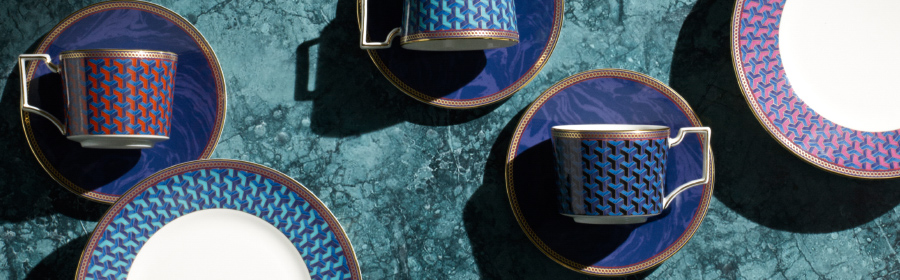 Byzance Tableware Collection by Wedgwood Review