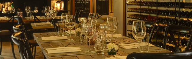 Château Les Carrasses Brasserie Review