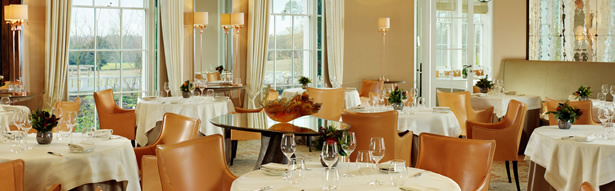 Restaurant Coworth Park Review