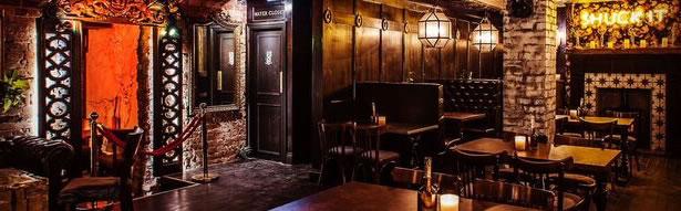Curious Tavern Review