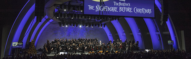 The Nightmare Before Christmas Live