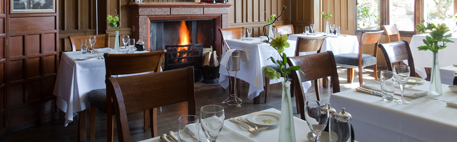 Dining at Hotel Endsleigh Review