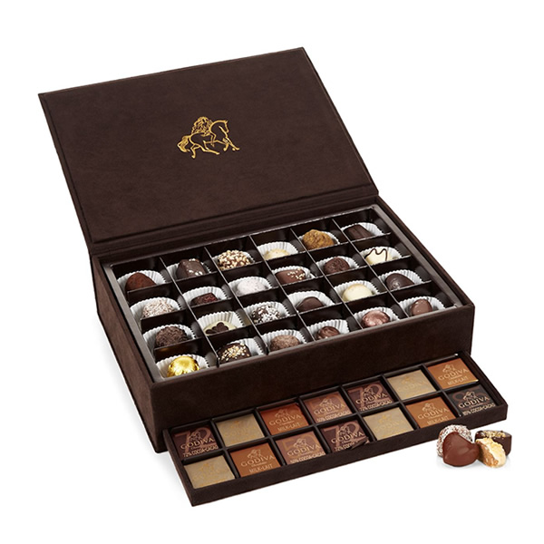 The ultimate Easter gift would have to be the 59 Piece Large Royal Box