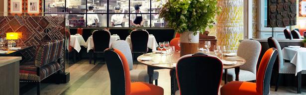 Ham Yard Restaurant Review