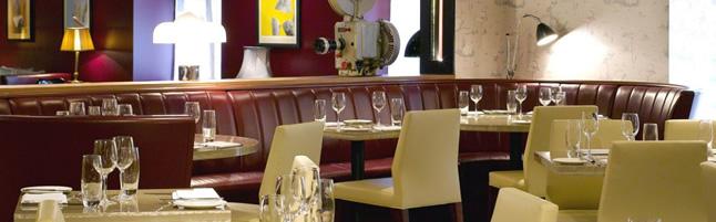 The Hospital Club Restaurant Review