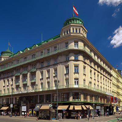 Hotel Bristol, Vienna