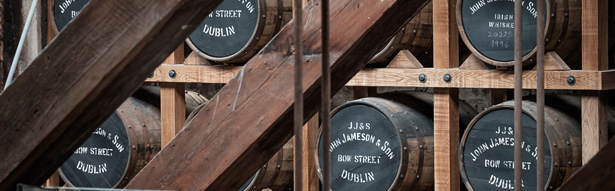 Jameson Distillery Bow St. Review