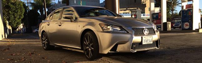Lexus GS 350 F Sport Review
