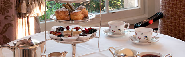Afternoon Tea at Lucknam Park Review