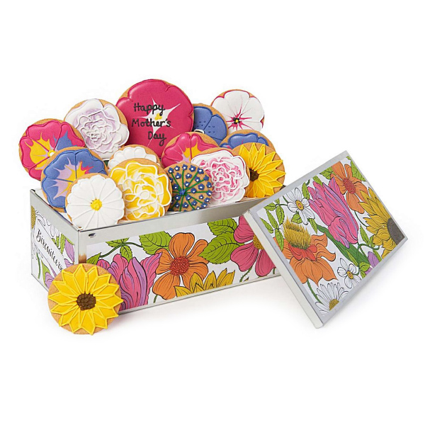 mothers day Bouquet Luxe Biscuit Tin