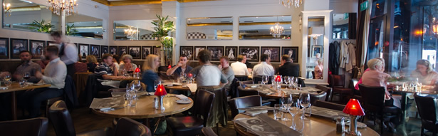 Marco Pierre White Dublin Review