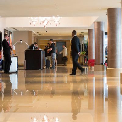 The May Fair Hotel London Lobby