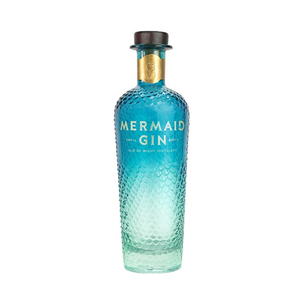 The perfect gin for this Christmas Mermaid Gin