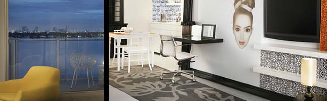 Mondrian, South Beach Review