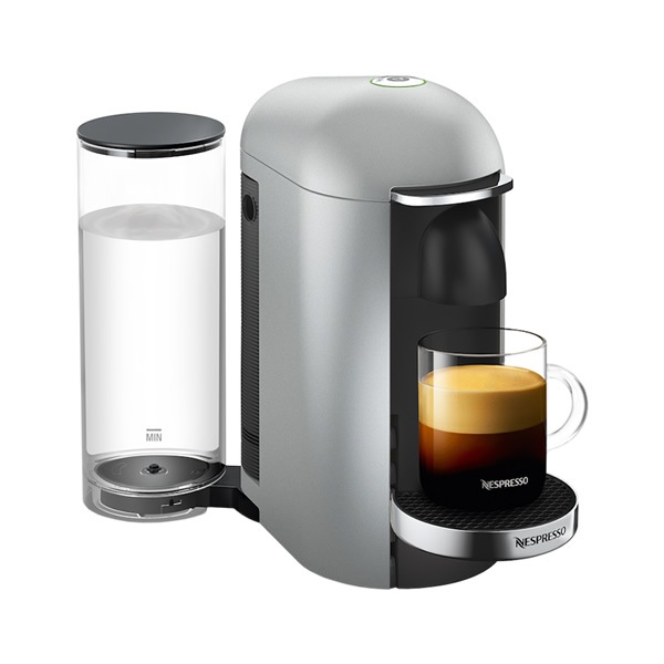 Create your favourite coffee with the Nespresso Vertuo coffee machine