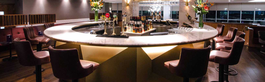 No. 1 Lounge Gatwick Airport Review