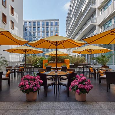 Regent Hotel, Berlin