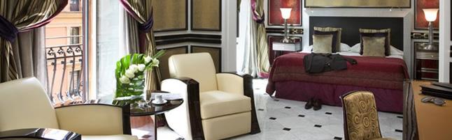 Regina Hotel Baglioni Review