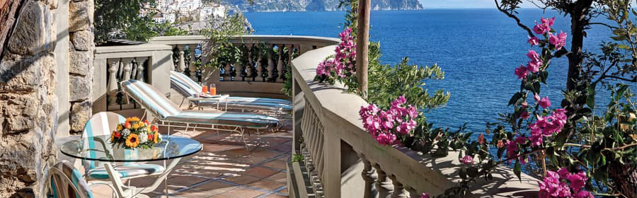Santa Caterina Hotel Review