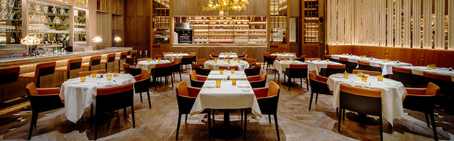 The Grill at The Dorchester Review